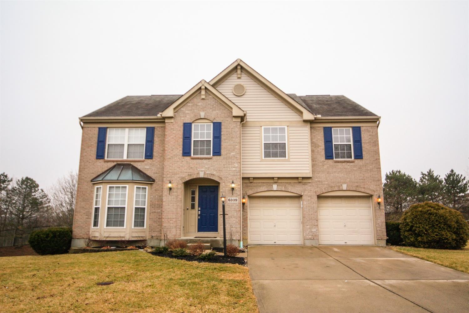 6339 Hedgerow Dr West Chester - West, OH