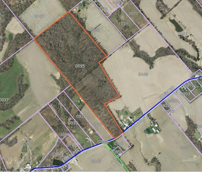 64.66ac Eden Rd Lewis Twp., OH