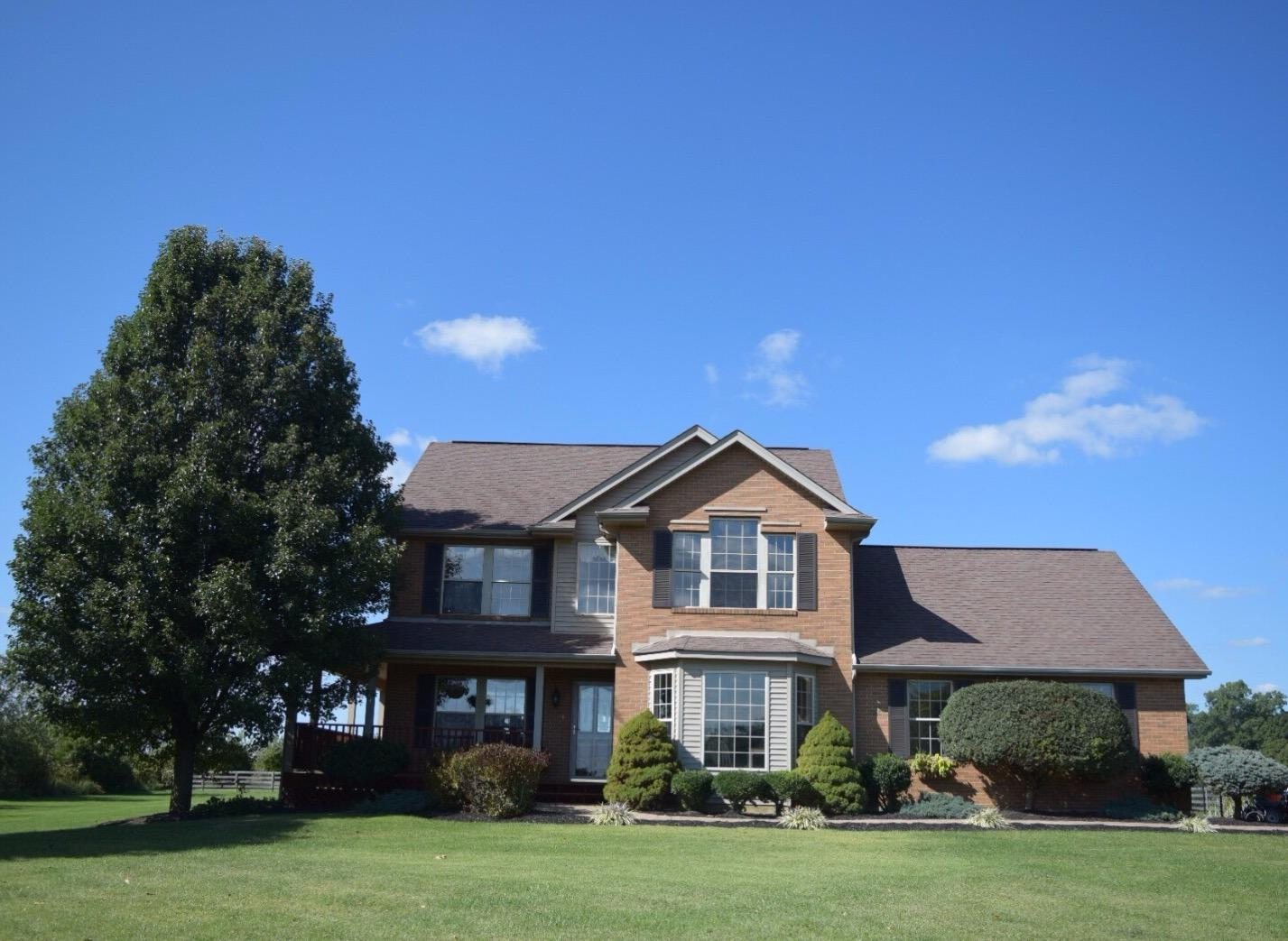 8544 Leatherwood Rd York Twp, IN