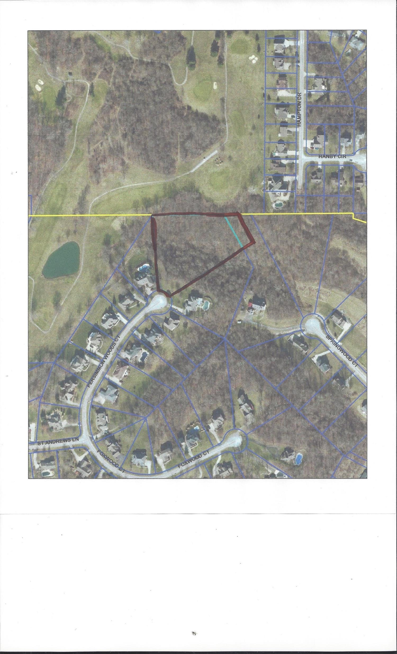 2.99ac Persimmon Woods Ct