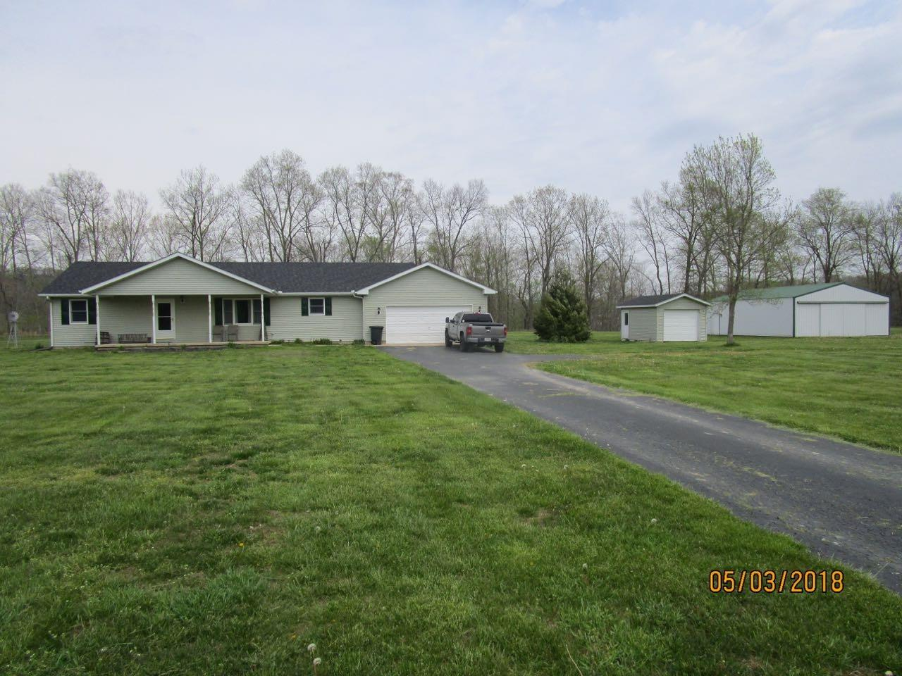572 Laporte Ln Adams Co., OH