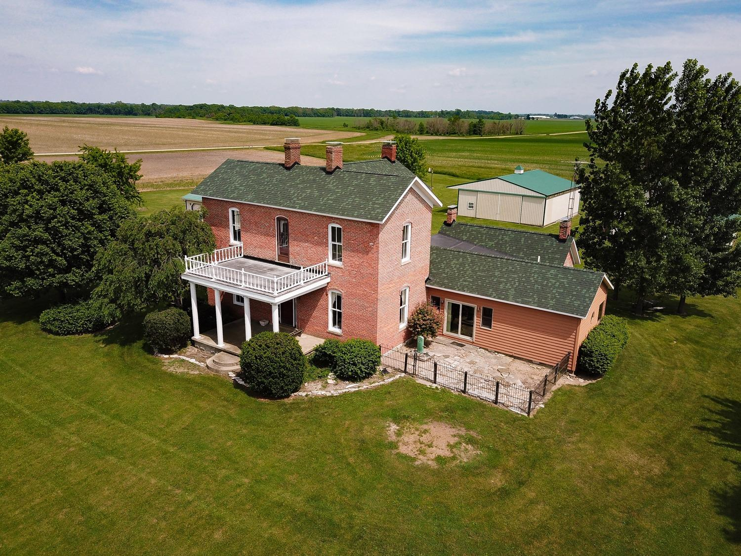 3851 Snowhill Rd Fayette County , OH