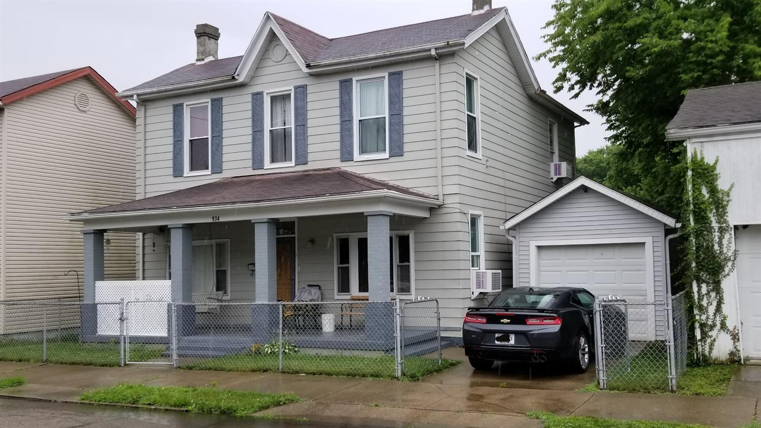 934 Eighth Ave Middletown South, OH