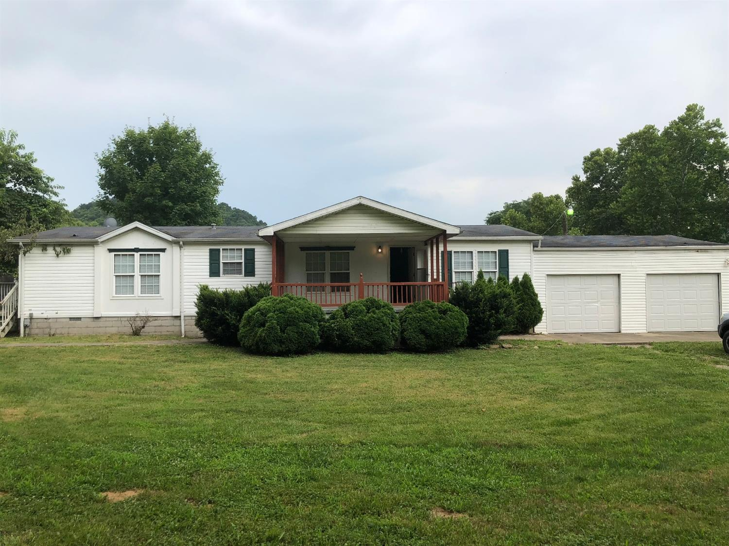 268 Nauvoo Pond Creek Rd, B Scioto County, OH