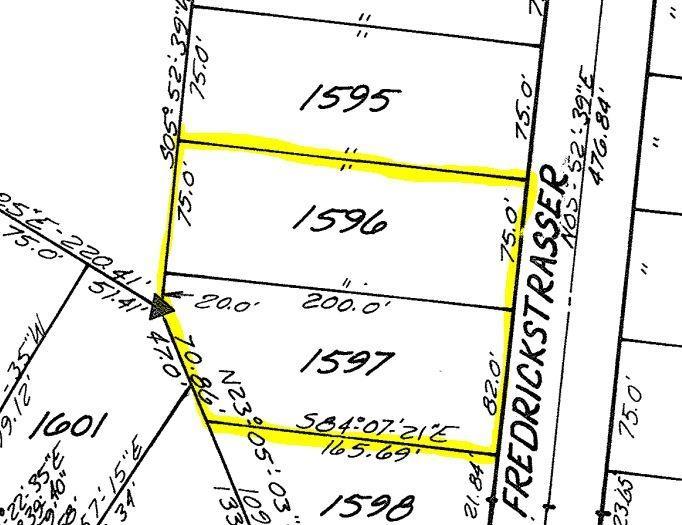 1596 1597 Fredrickstrasser Dr Lake Lorelei, OH