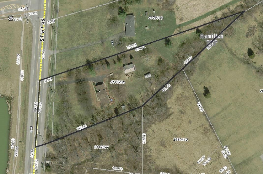 6386 S St Rt 48 Hamilton Twp., OH