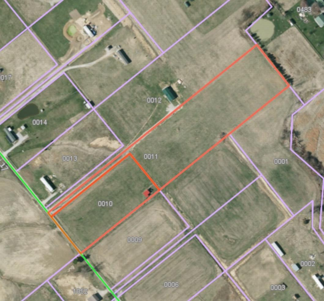 5.81ac Griffith Rd Lewis Twp., OH