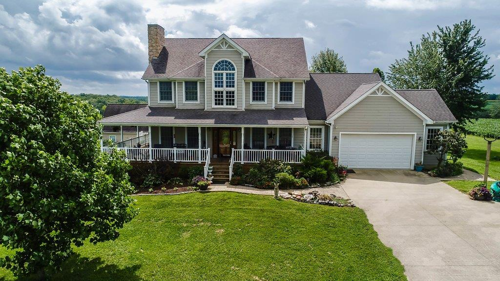 4124 Graybill Rd Pleasant Twp., OH