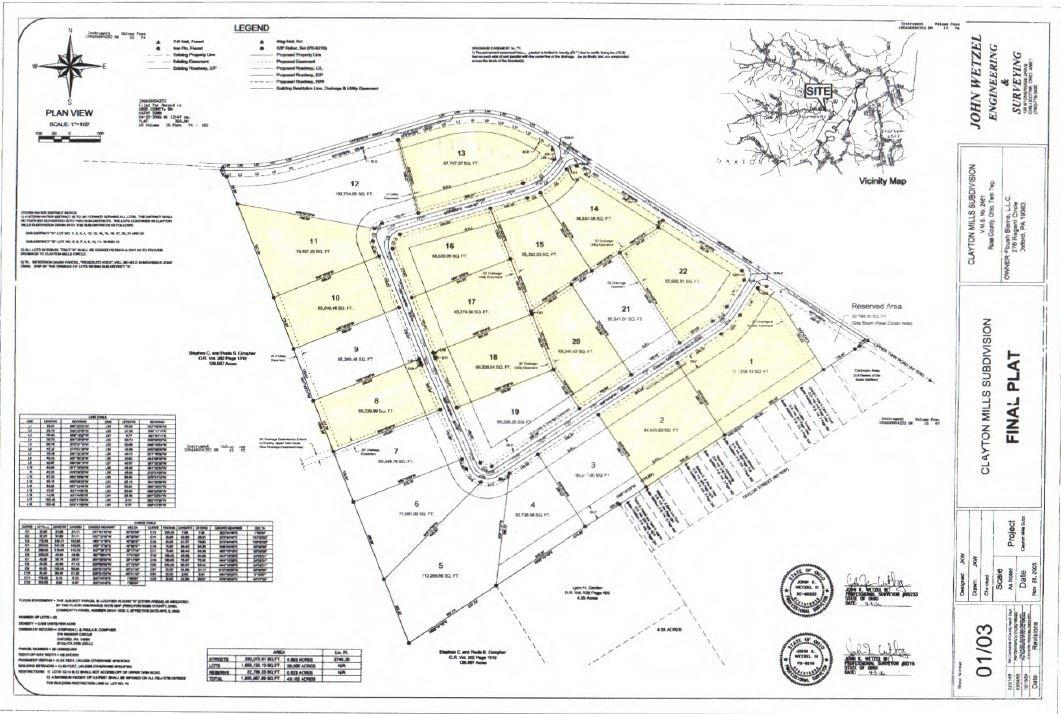 Lot 11 Clayton Mills Cir Ross County, OH