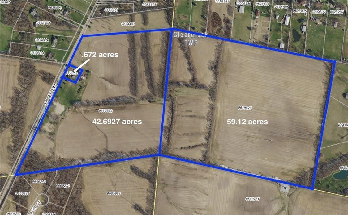 4104 N St Rt 741 Clear Creek Twp., OH