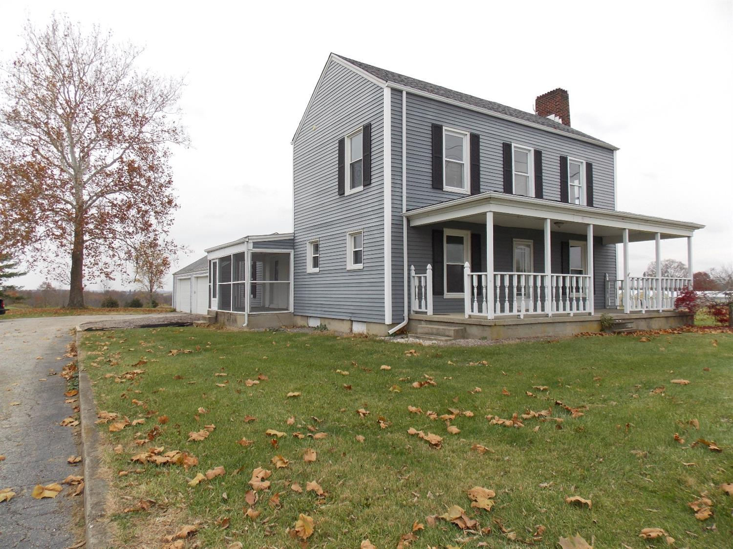 1875 Millville Oxford Rd Hanover Twp., OH