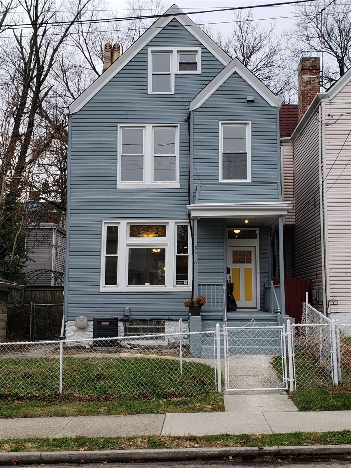 Photo 1 for 3216 Hackberry St Evanston, OH 45207