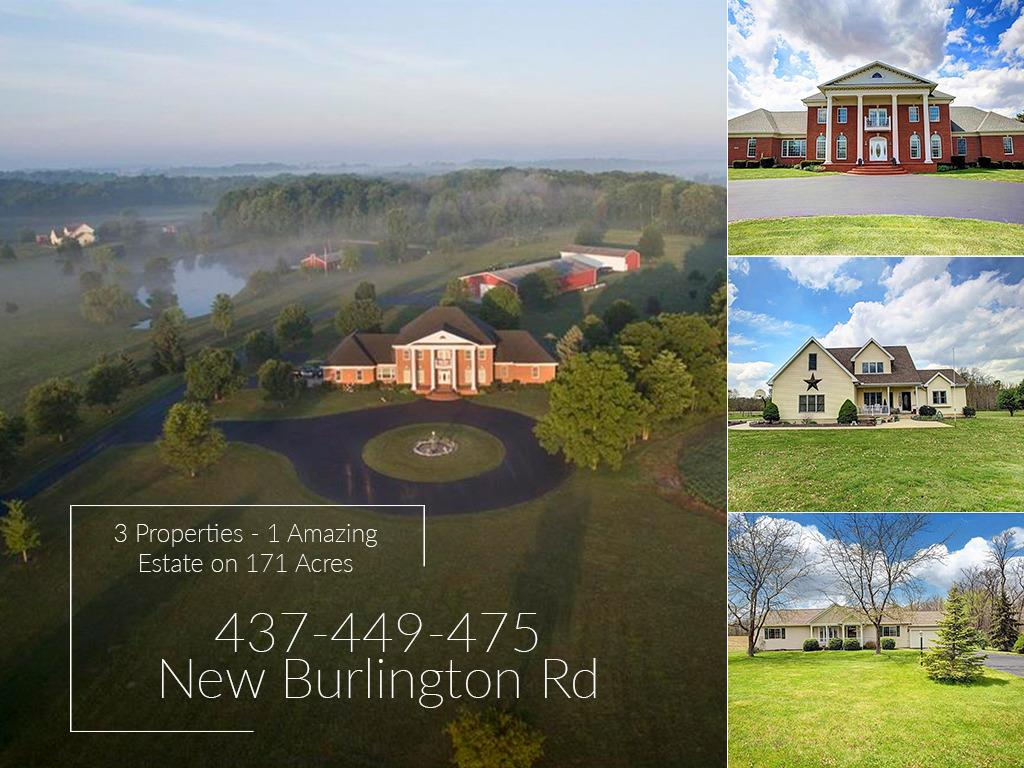 475 New Burlington Rd Liberty Twp (Clinton Co), OH