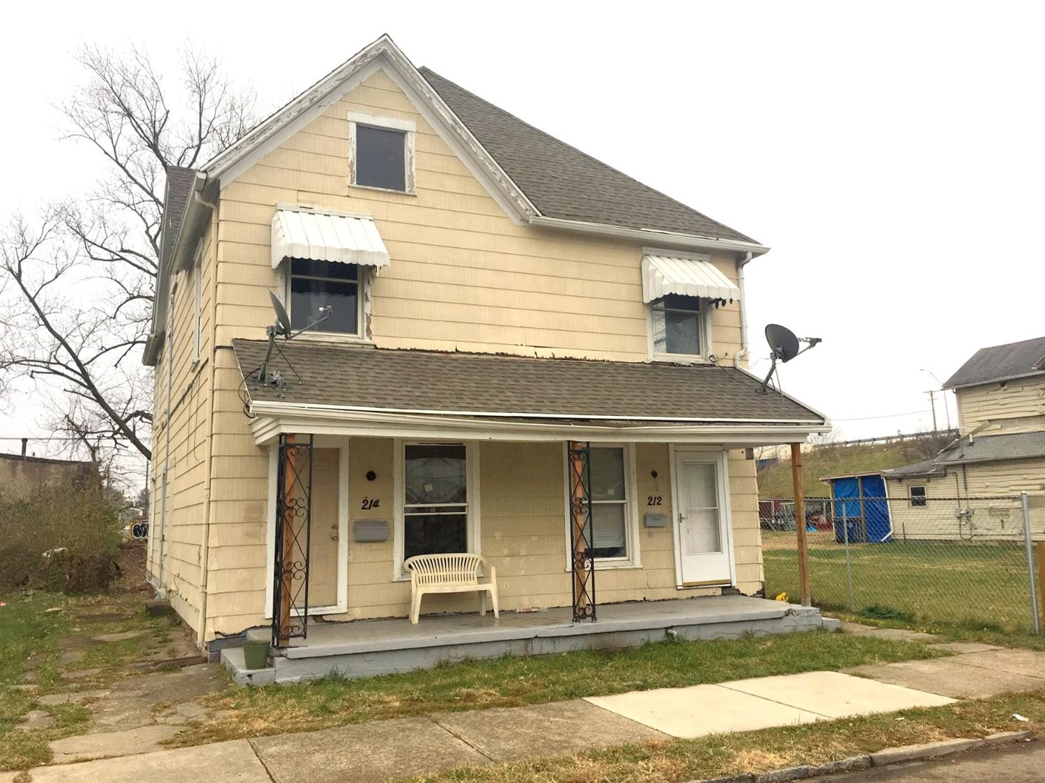 212 214 Maryland Ave Montgomery Co., OH