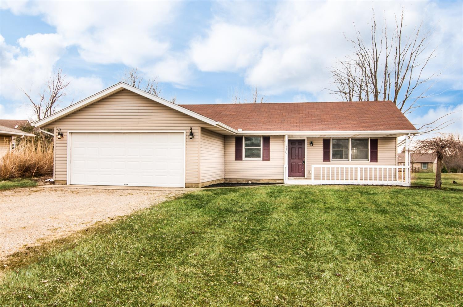 210 Norseman Dr Preble County, OH