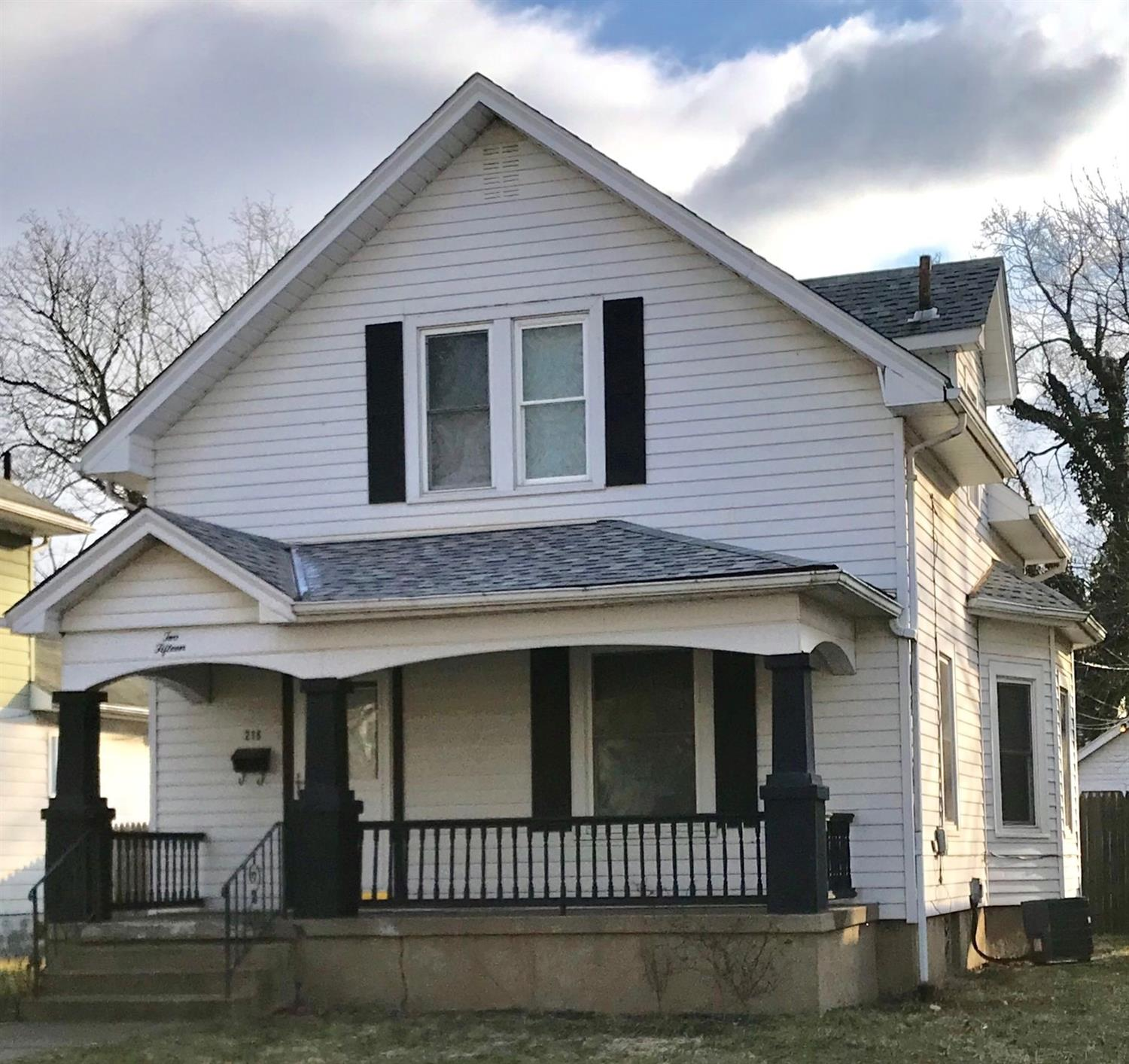 215 Franklin St Middletown North, OH