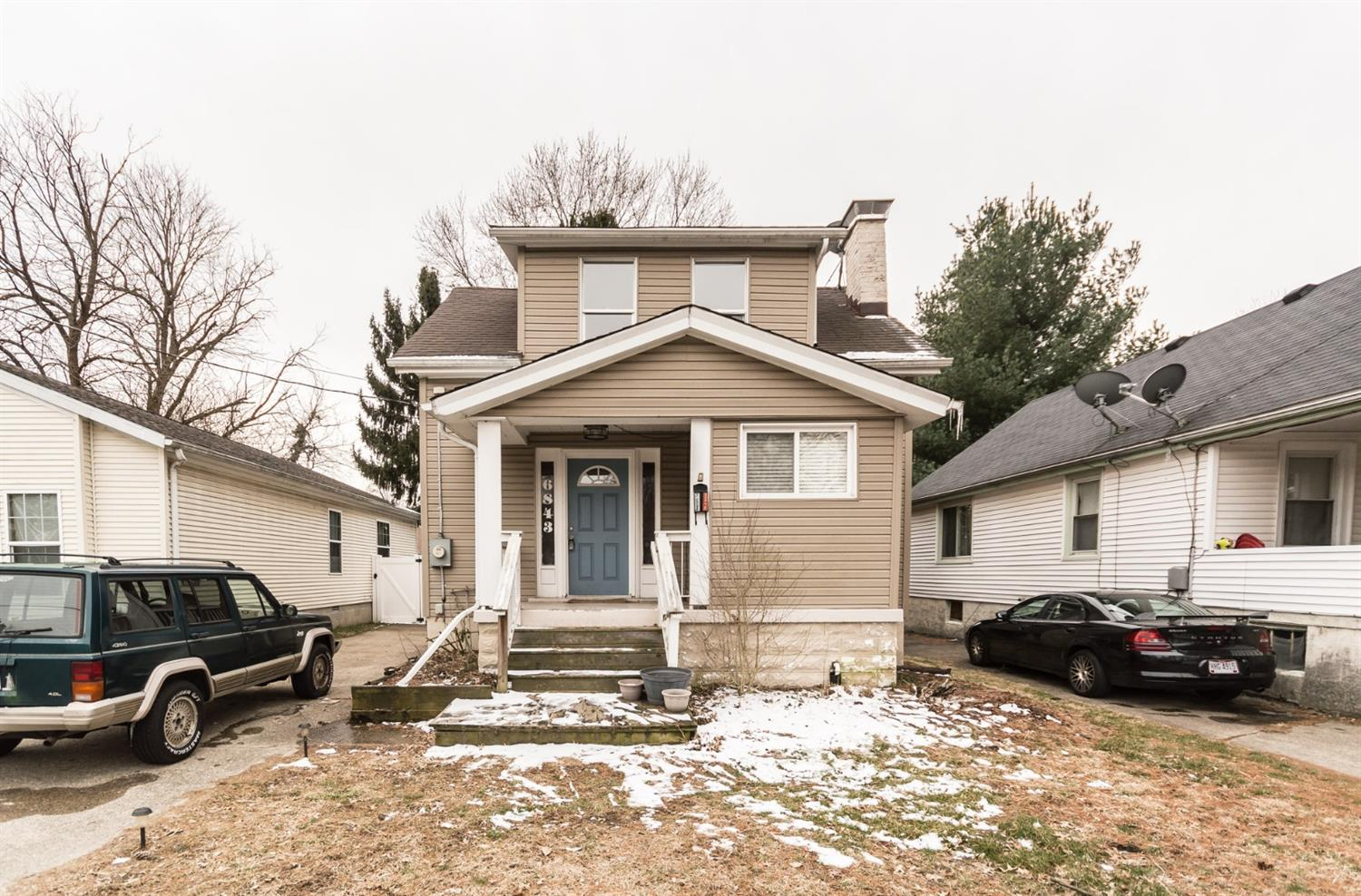6843 Britton Ave Madisonville, OH