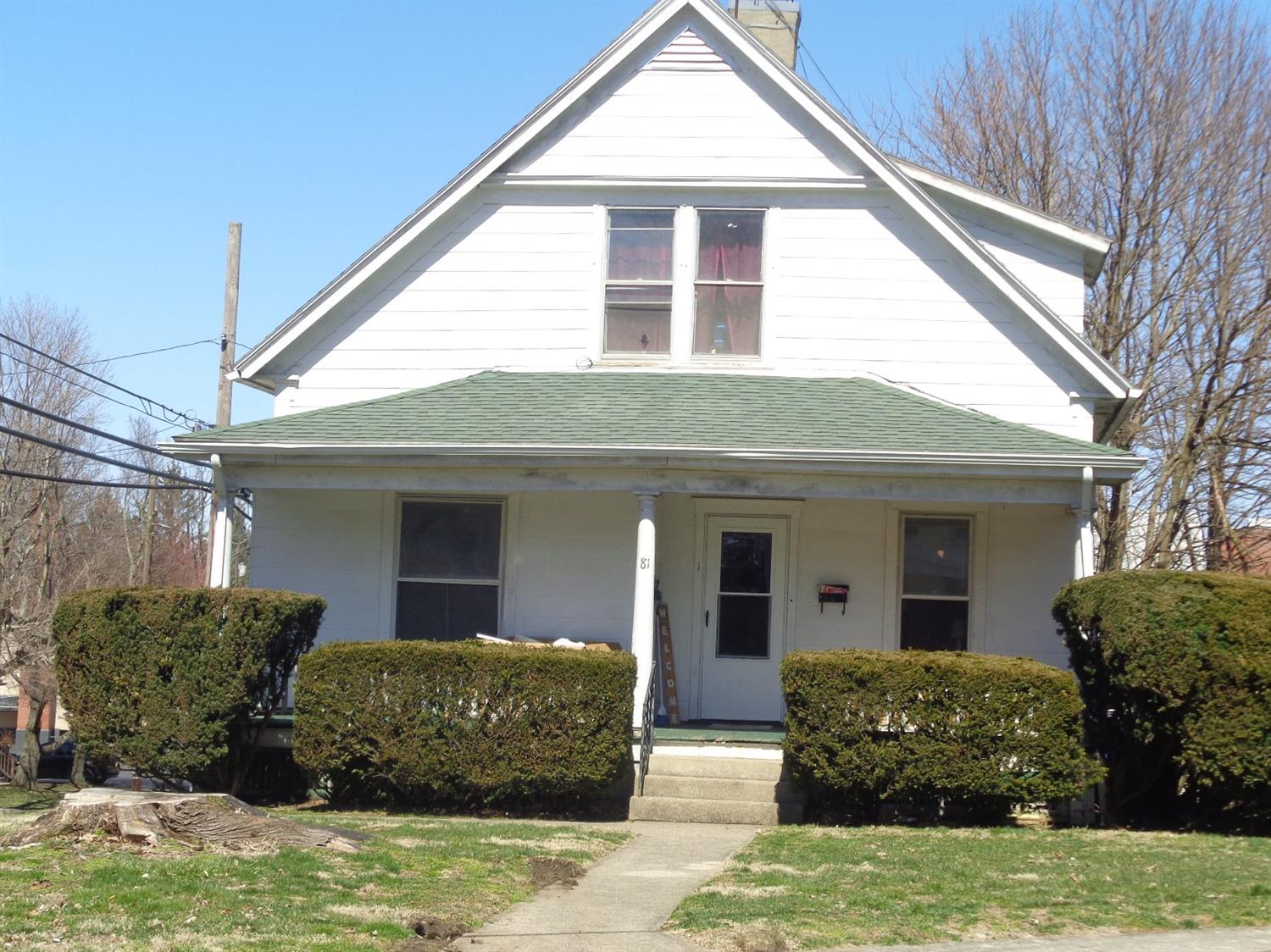 81 W Truesdell St, 1&2 Wilmington, OH