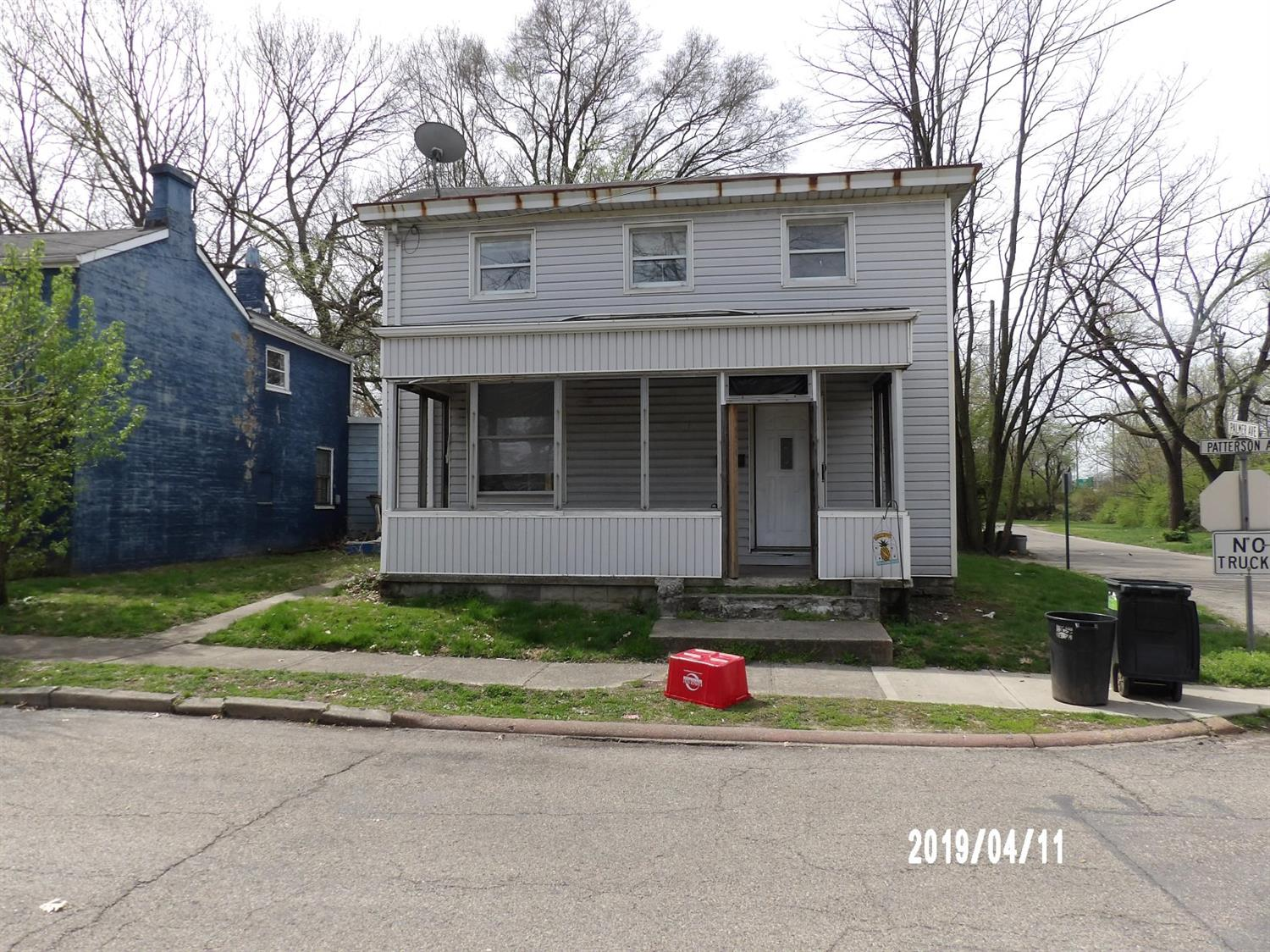 Photo 1 for 111 Patterson St Lockland, OH 45215