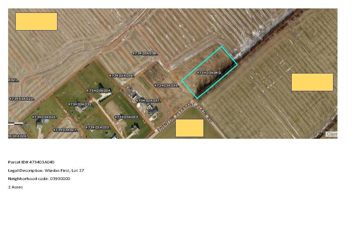 27 Edenton Pleasant Plain Rd Wayne Twp. (Clermont Co.), OH