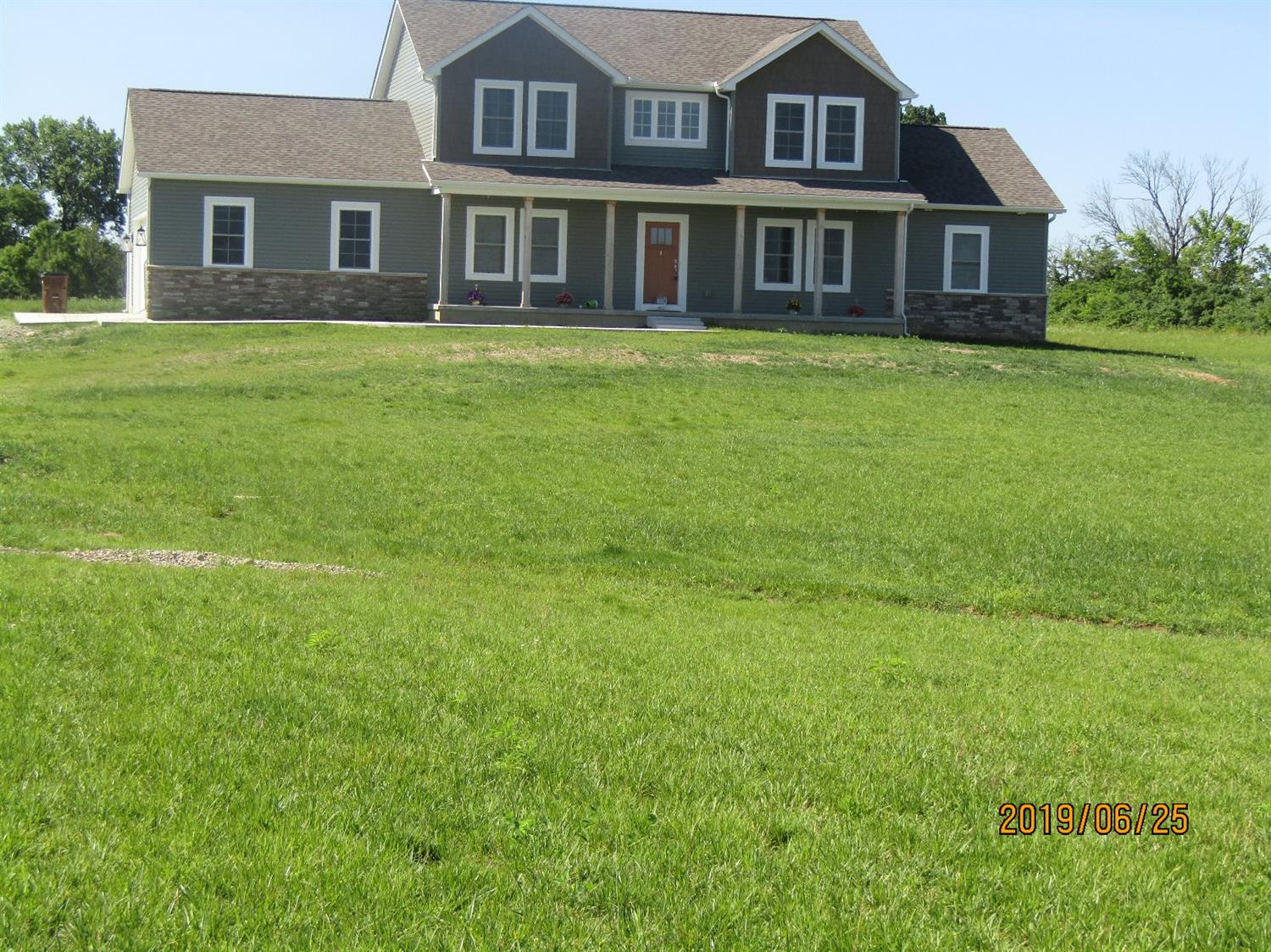 Photo 1 for 5400 Somers Gratis Rd Preble County, OH 45311