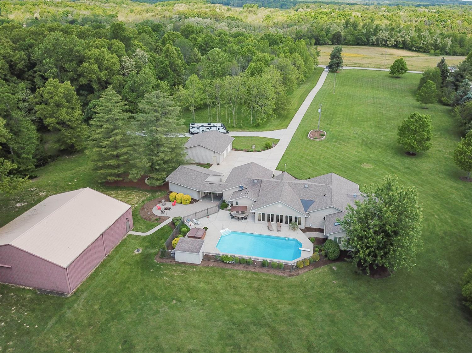 Photo 3 for 13213 W County Line Rd Moores Hill, IN 47032