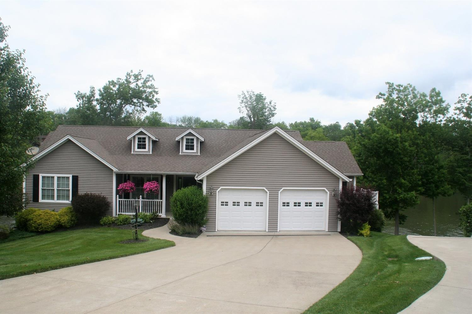 Photo 1 for 20244 Cedar Cliff Dr Miller Twp, IN 47025