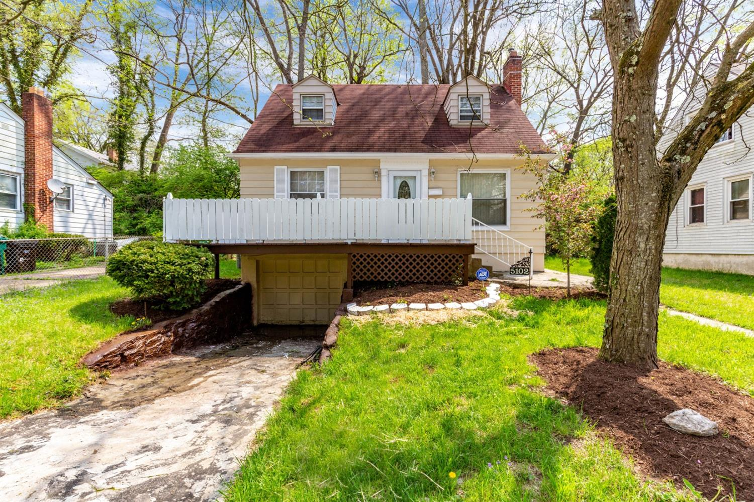 Photo 1 for 5102 Ebersole Ave Madisonville, OH 45227