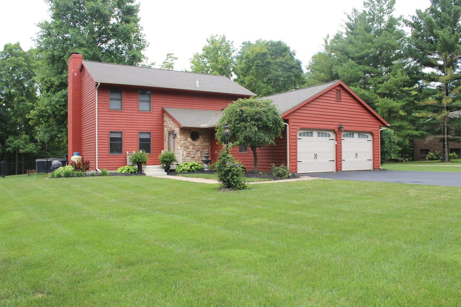 285 W St Rt 122 Clear Creek Twp., OH