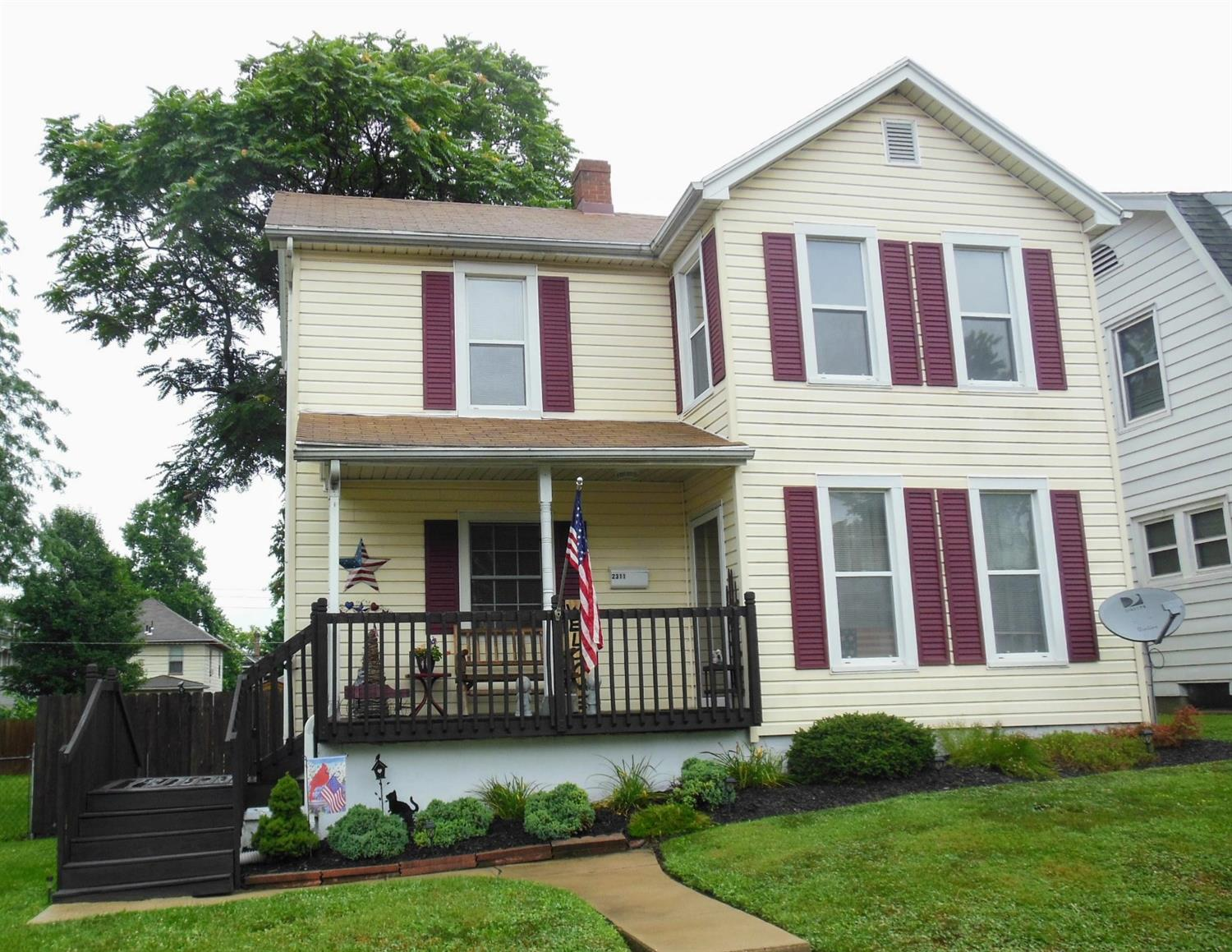 2311 Sherman Ave Middletown South, OH