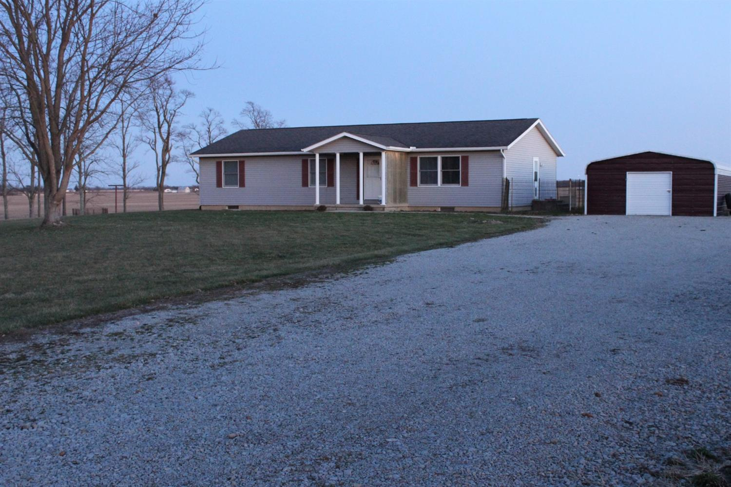 Photo 2 for 1355 Murphy Rd Green Twp. - Clinton Co., OH 45177