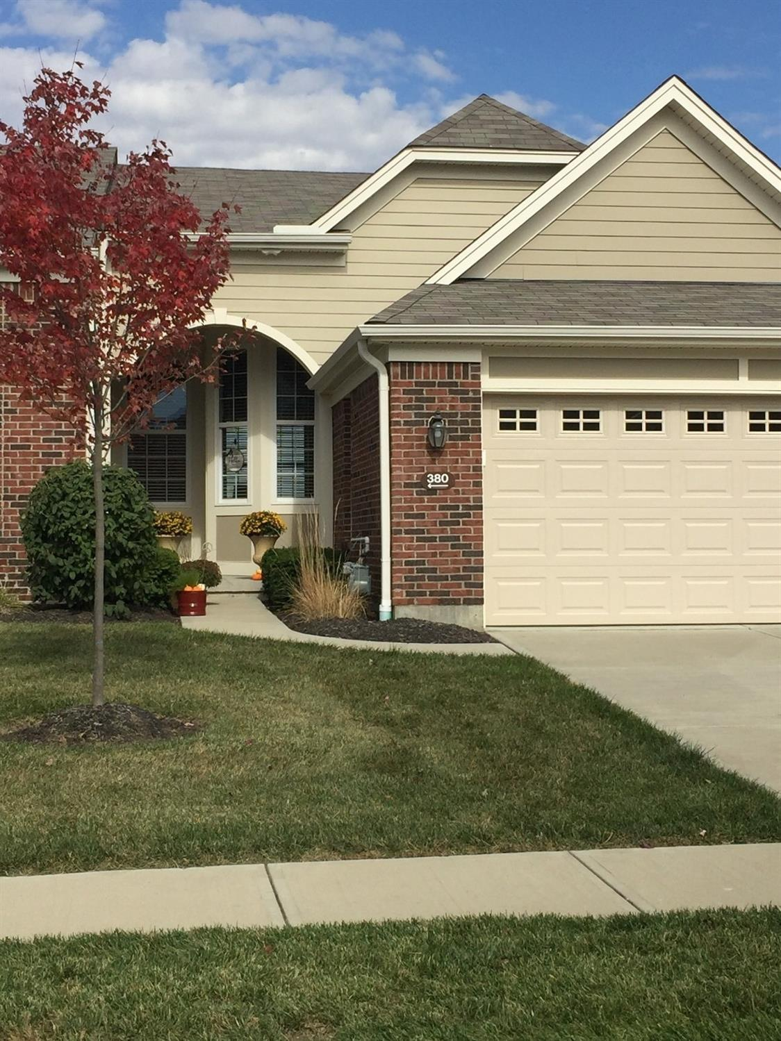 Photo 2 for 380 Turtle Creek Dr Loveland, OH 45140