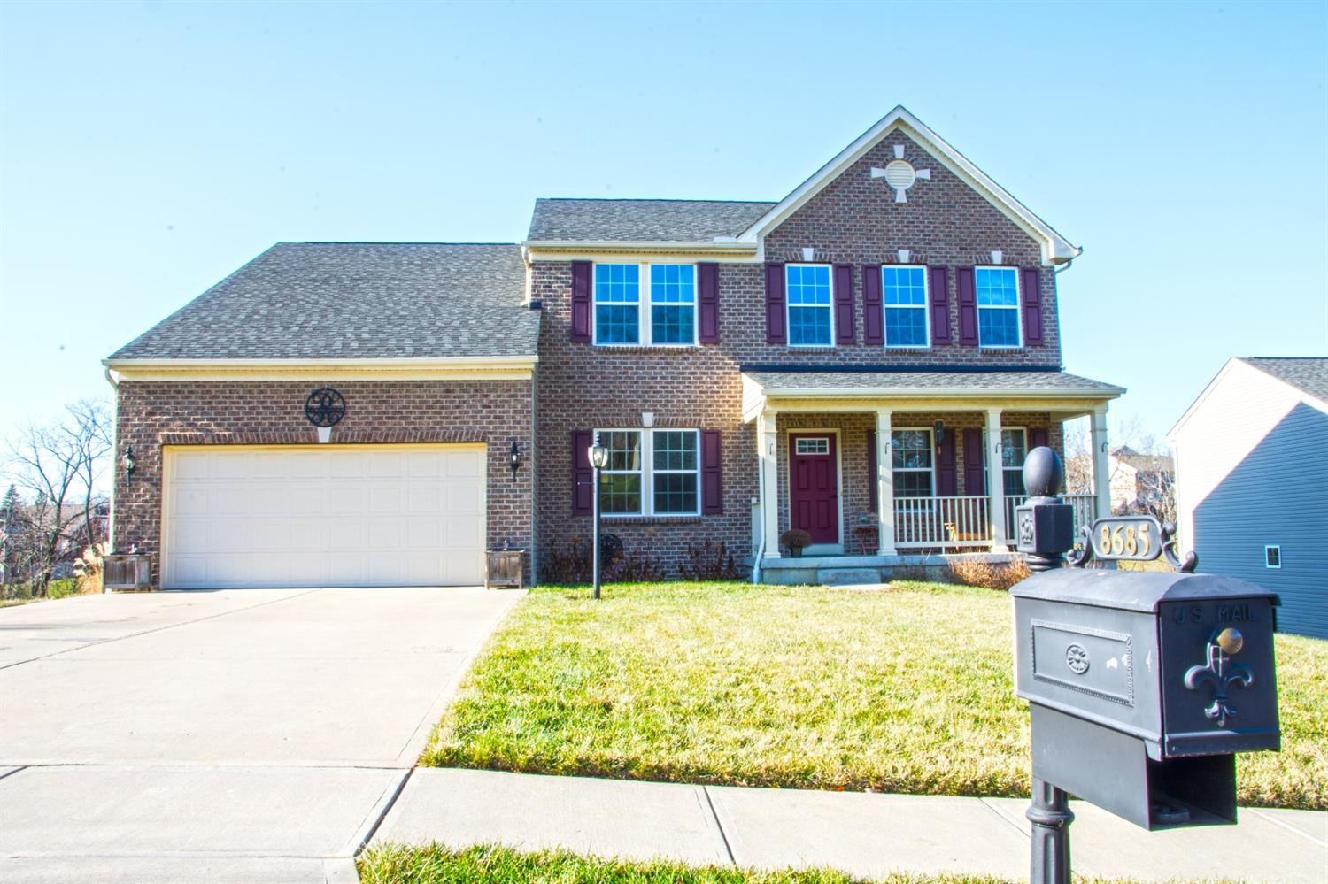 8685 Red Hawk Ct Colerain Twp.West, OH
