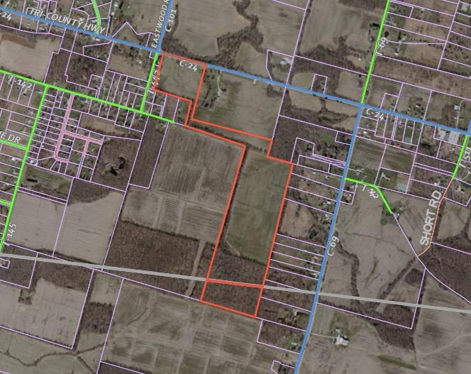 0 72.23 ac Tri County Hwy Sterling Twp., OH