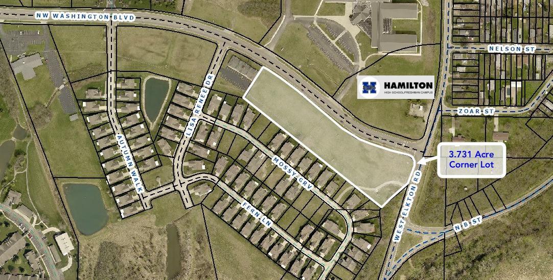 2301 NW Washington Boulevard Hamilton West, OH