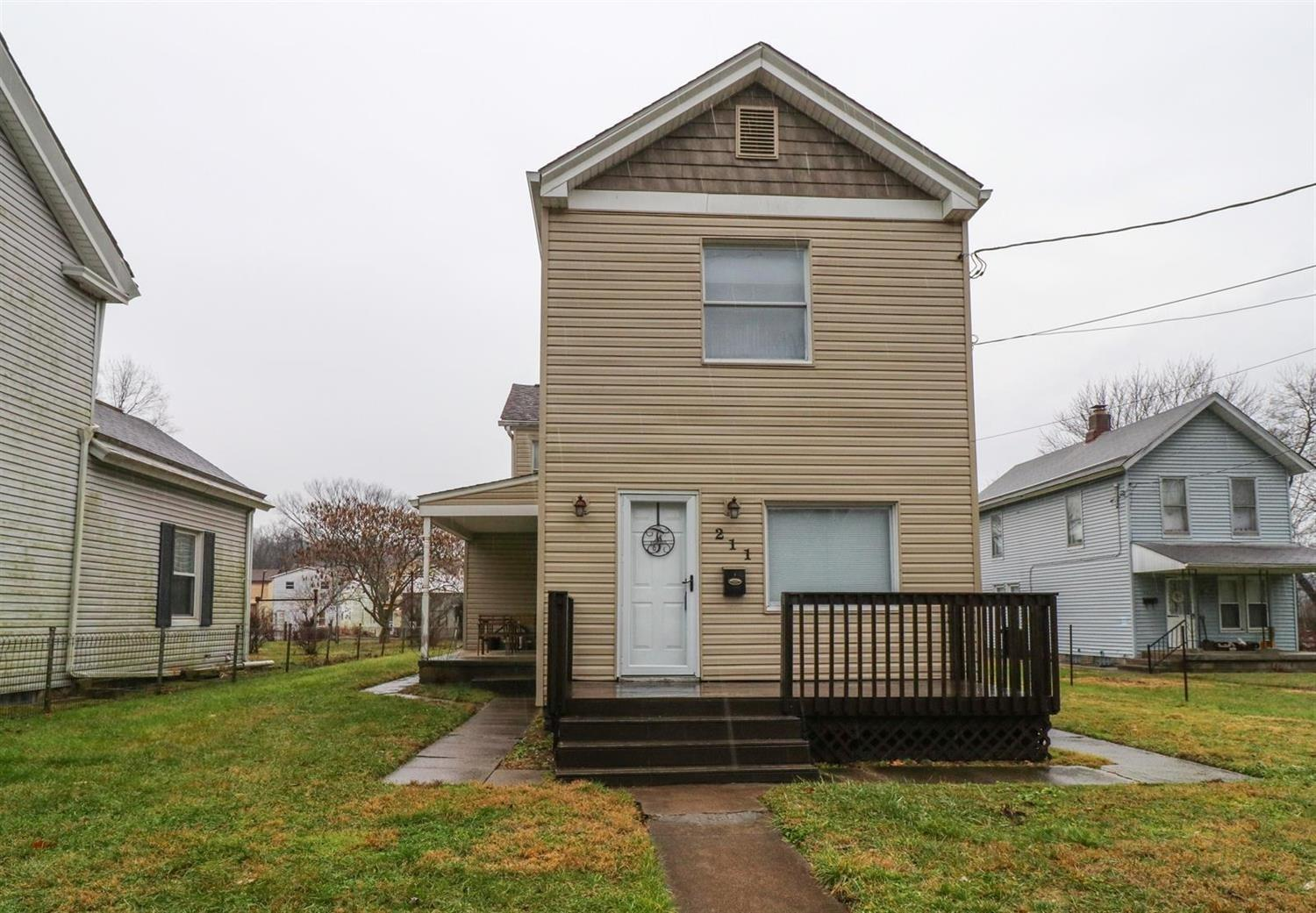 211 Bassett St Cleves, OH