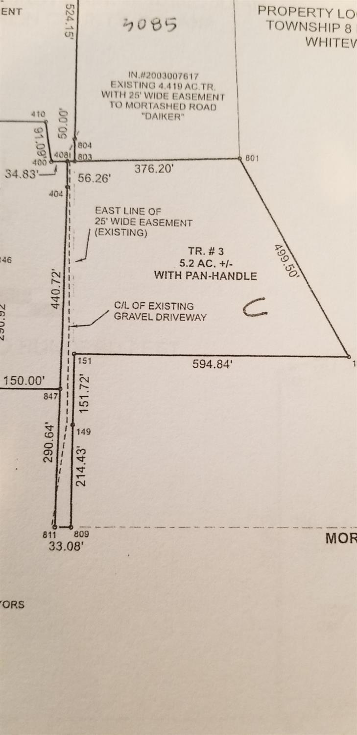 3085 C Mortashed Rd West Harrison  , IN