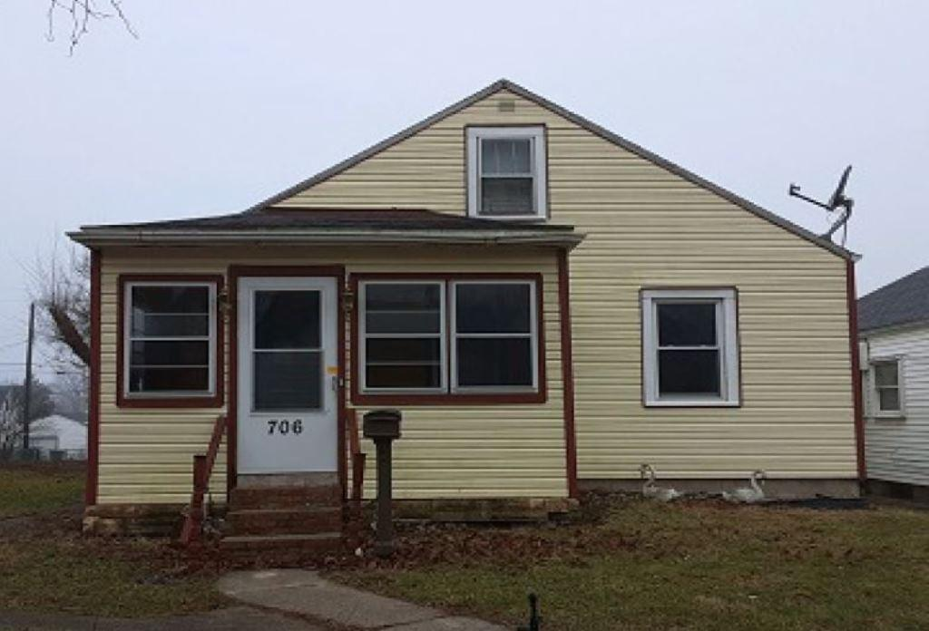 706 S Fourteenth St Wayne County, IN