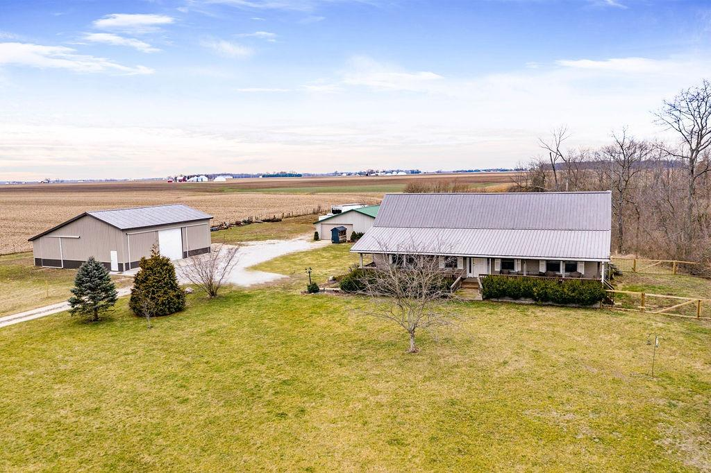 5118 S County Road 300 Rd E Union County, IN