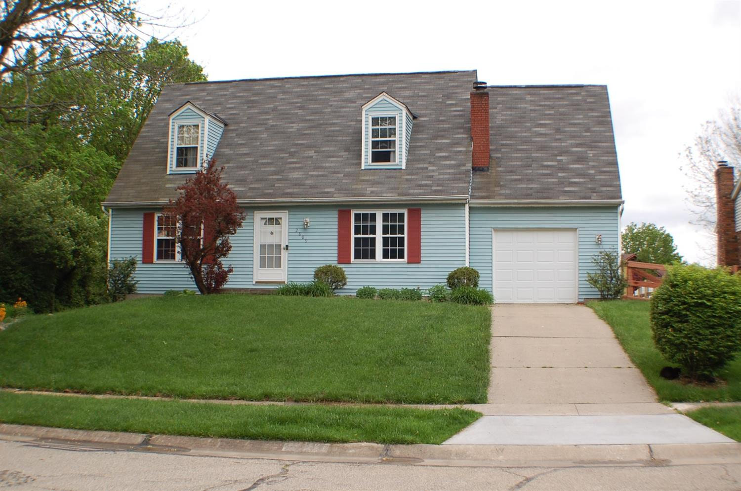 2809 Sovereign Dr Colerain Twp.East, OH