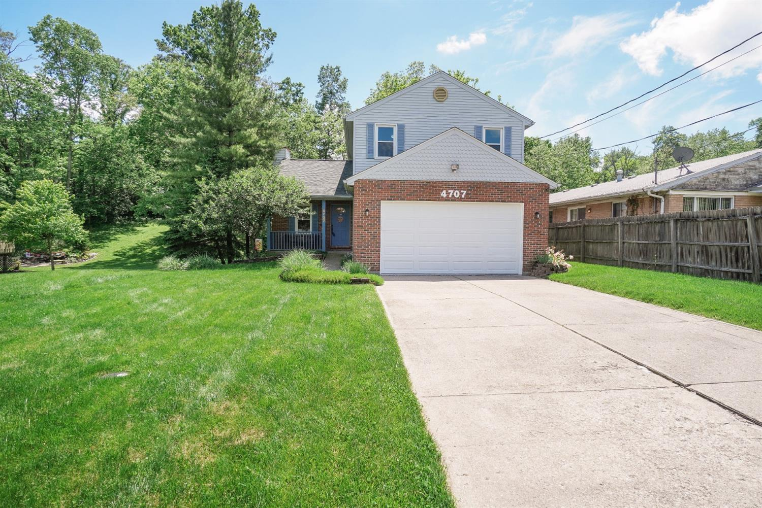 4707 Clevesdale Dr Covedale, OH