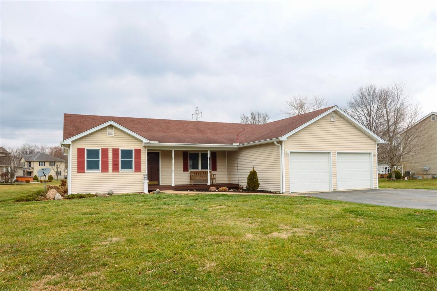 145 Liming Farm Rd Pike Twp., OH