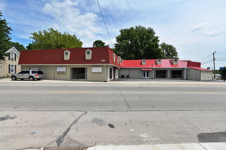 502 N Buckeye St