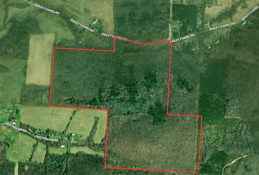 0 155.4ac Bailey Chapel Road Pike County, OH
