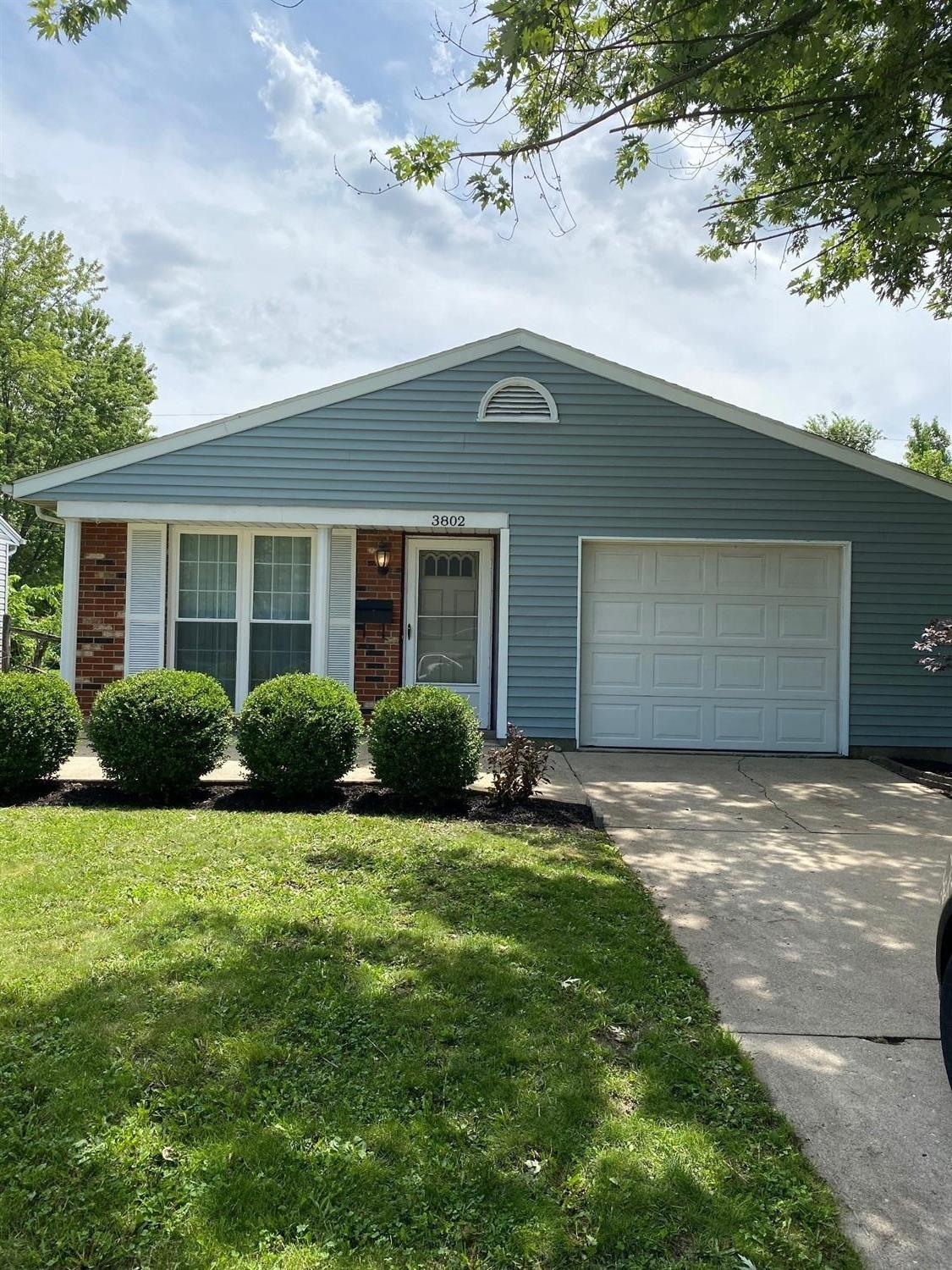 3802 Burbank Ave Middletown South, OH