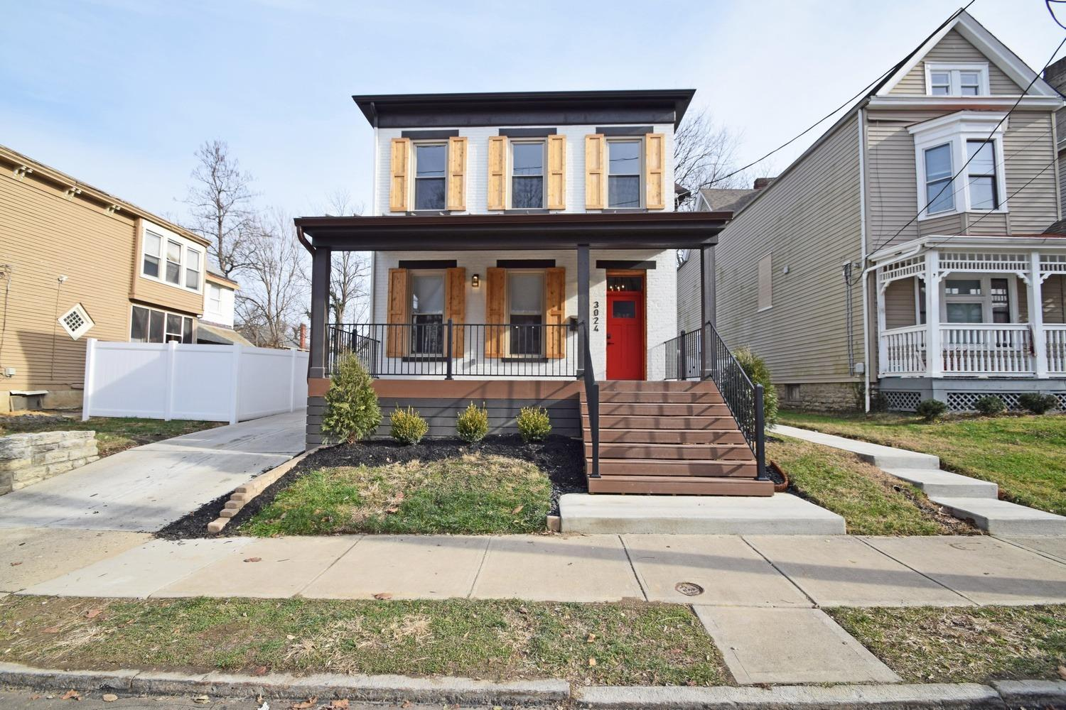 Photo 1 for 3024 Hackberry St Evanston, OH 45206