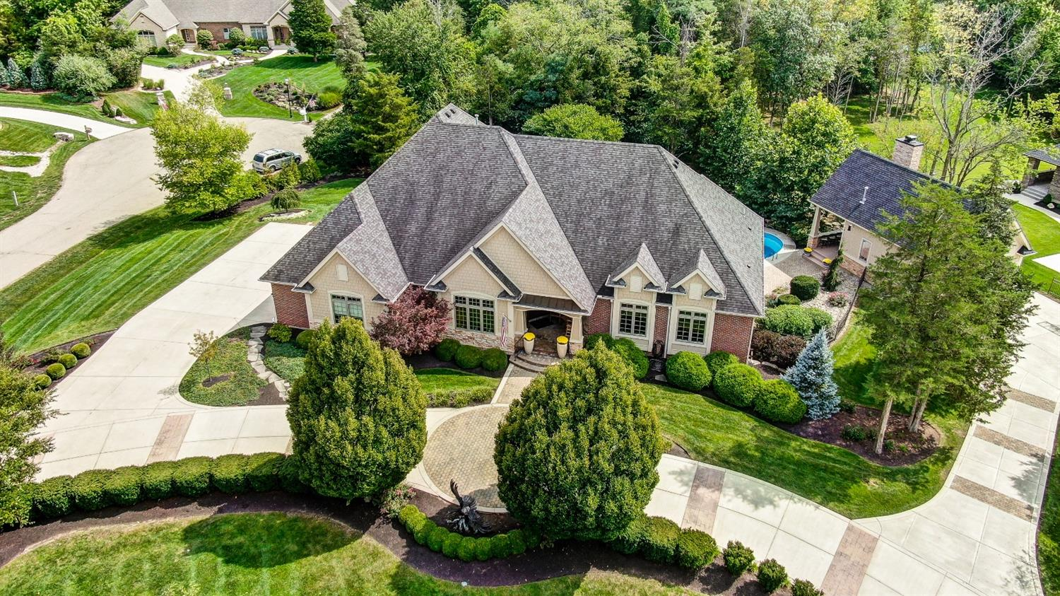 767 Deer Bend Ct Clear Creek Twp., OH