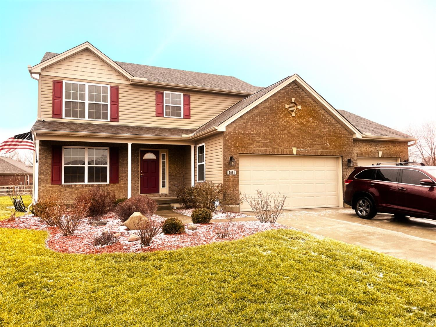 7951 Victory Garden Ln Liberty Twp., OH