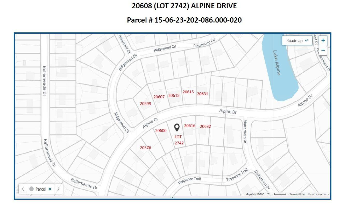 Photo 3 for 20608 Lot 2742 Alpine Drive Hidden Valley, IN 47025