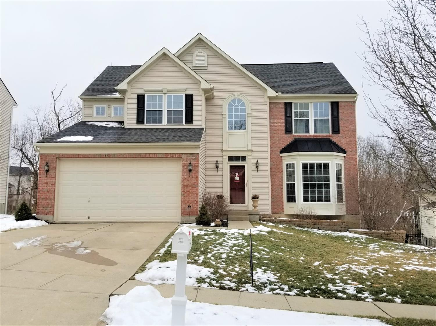 5186 Parkvalley Ct Monfort Hts., OH